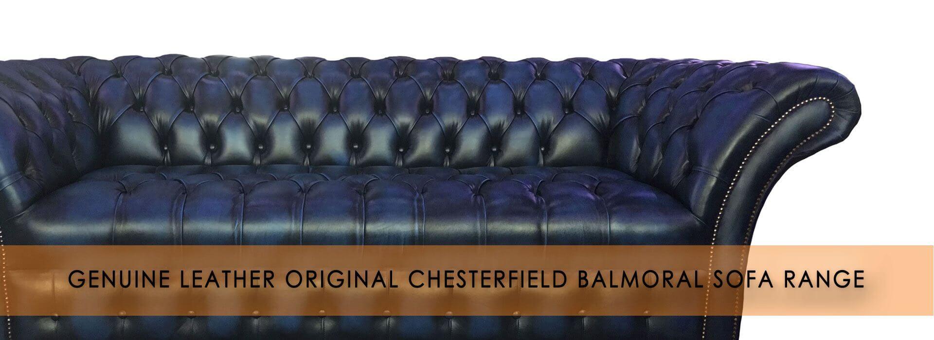Balmoral Sofa Range